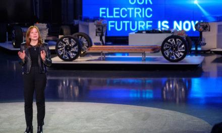 General Motors encerrará produção de veículos a combustão em 2035