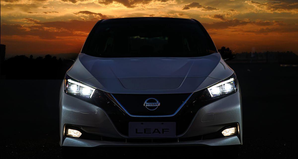 Nissan comemora 150 Leaf vendidos no País