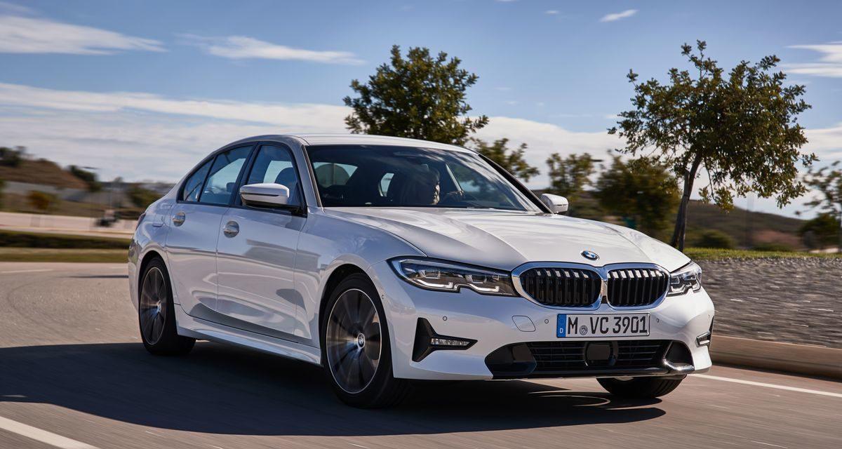 BMW Série 3 ganha motor flex e chave digital