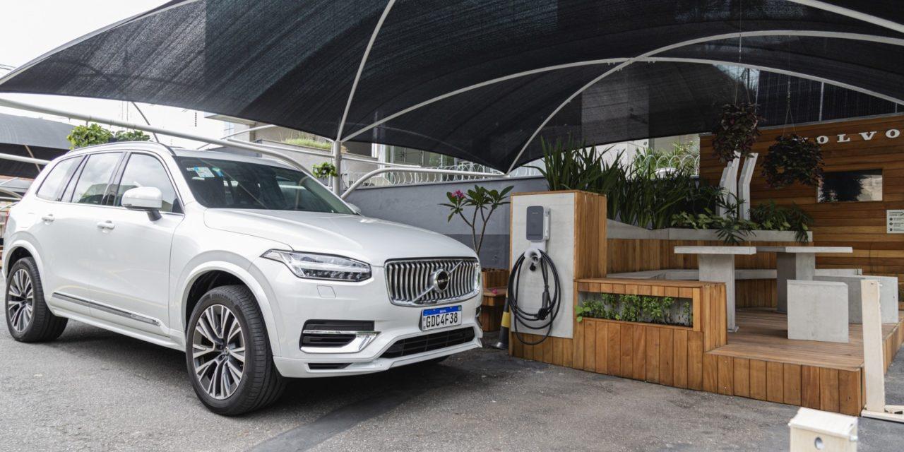 Volvo Car ganha participação no segmento premium