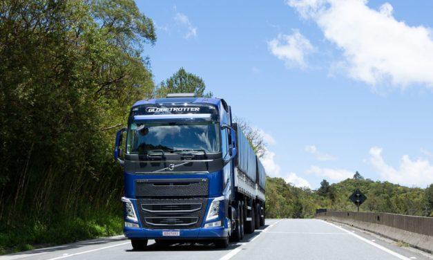 Volvo FH 540 encerra 2020 como o caminhão mais vendido do País