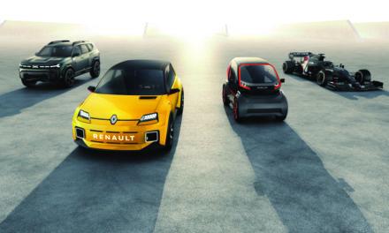 Grupo Renault reduzirá capacidade produtiva global em 23% até 2025