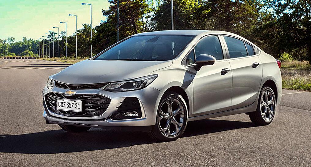 GM relança versão LTZ para reanimar vendas do Cruze