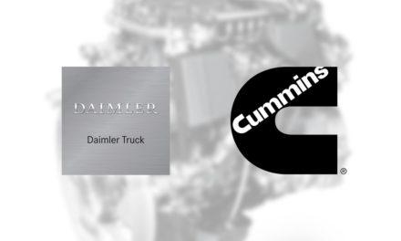 Daimler Truck e Cummins encaminham parceria em motores