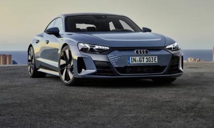 Audi e-tron GT chega ao Brasil este ano