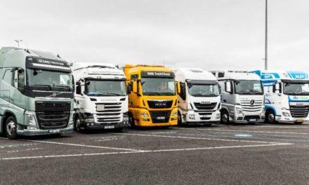 Mercado de caminhões na Europa sinaliza retomada