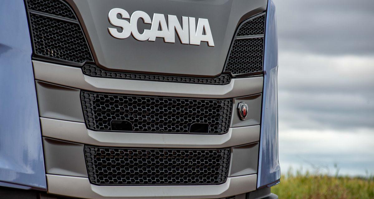 Scania reestrutura área comercial