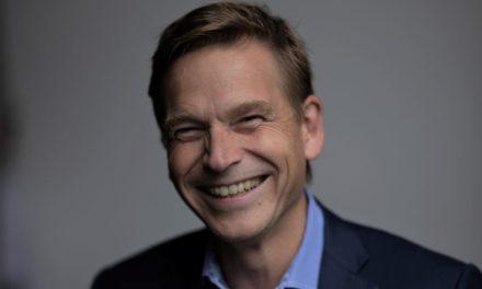 Christian Levin é nomeado CEO da Scania