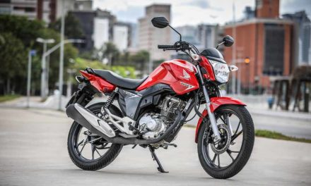 Honda CG 160 é a moto com maior valor de revenda do País
