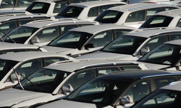 Vendas de automóveis na Europa têm o pior setembro desde 1995