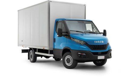 Iveco lança versão do Daily com foco no e-commerce