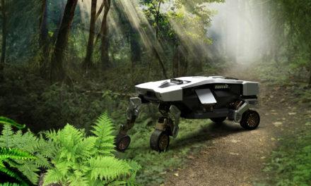 Tiger, o conceito de veículo não tripulado da Hyundai