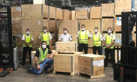 ZF economiza com reutilização de embalagens no Brasil