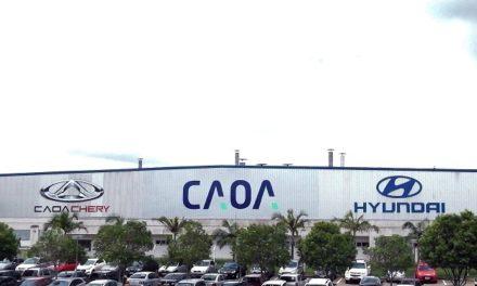 Caoa contrata 150 trabalhadores em Anápolis