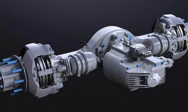 Meritor produzirá o eixo elétrico 14Xe nos EUA ainda este ano