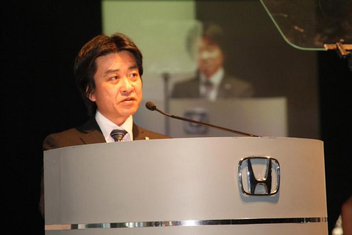 Atsushi Fujimoto, assumirá operações da Honda na América do Sul