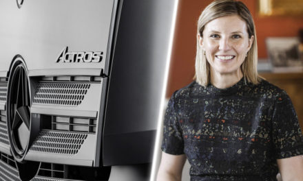 Karin Rådström assume a direção global da Mercedes-Benz Trucks