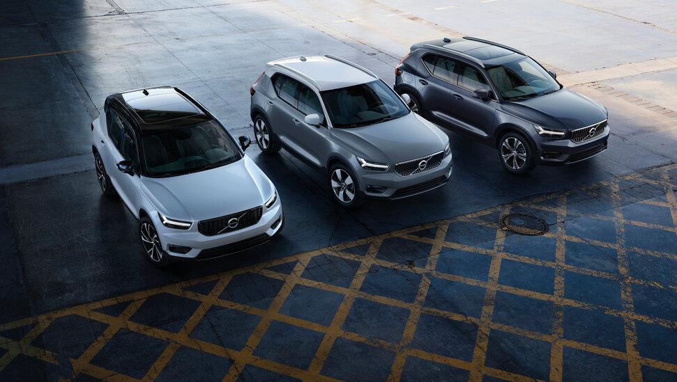 Com novos XC40 híbridos, Volvo põe fim aos motores só a combustão