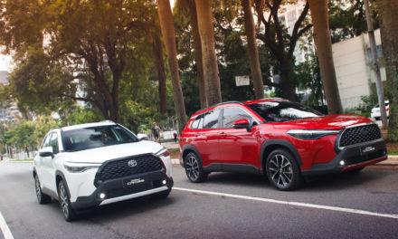 Toyota Corolla Cross é candidato ao topo da marca e do segmento