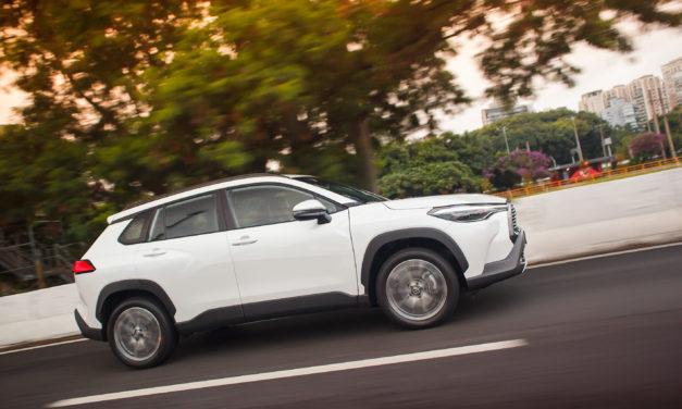 SUVs abrem larga vantagem na liderança de mercado