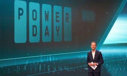 Grupo Volkswagen traça roteiro para mobilidade elétrica