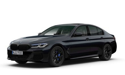 BMW antecipa vendas da versão Dark Edition do 530e M Sport