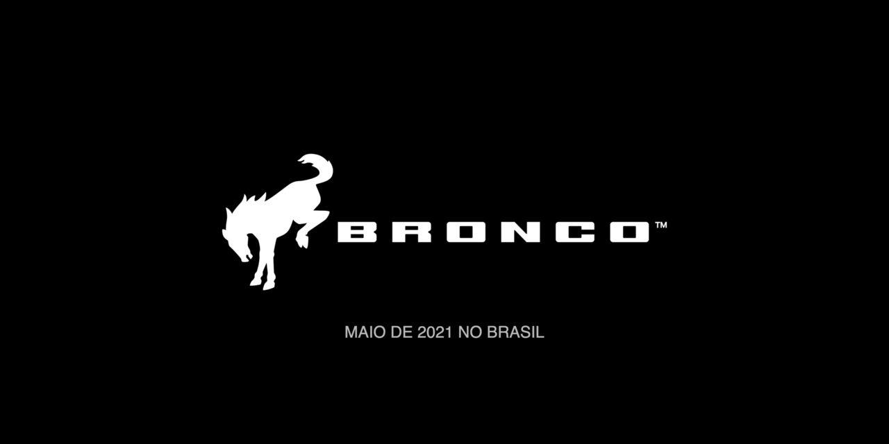Ford Bronco será lançado em maio