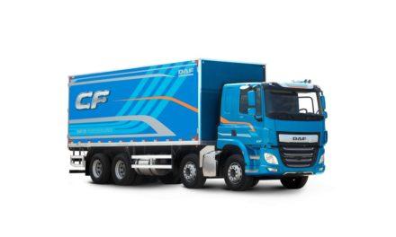 DAF lança nova geração de caminhões CF
