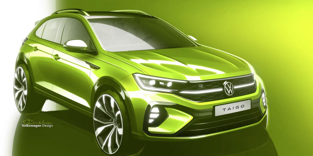 Volkswagen Nivus chega até o fim do ano na Europa com o nome Taigo