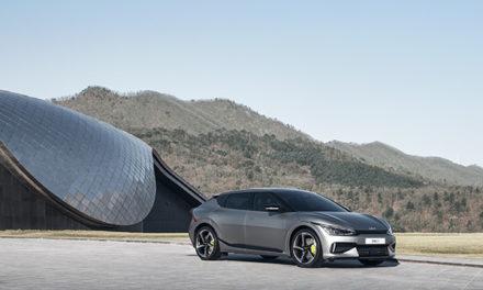 Kia apresenta elétrico EV6 com carregamento ultrarrápido
