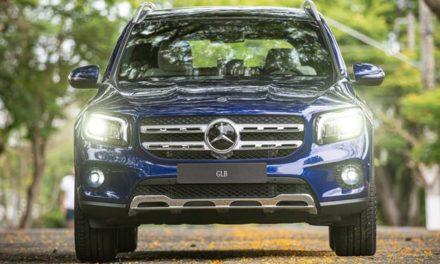 Mercedes-Benz inicia a venda de duas novas versões do GLB 200