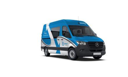 Mercedes-Benz e Speedbird em parceria para entregas por drones