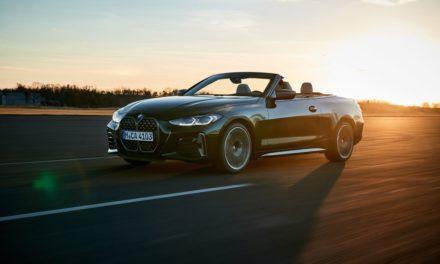 BMW confirma versão conversível do Série 4