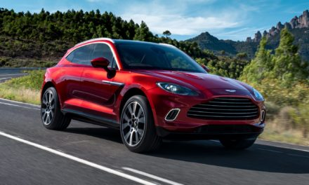 Aston Martin retornará ao Brasil