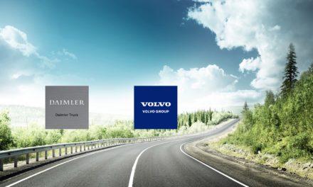 Células de combustível: Daimler e Volvo concluem joint-venture.