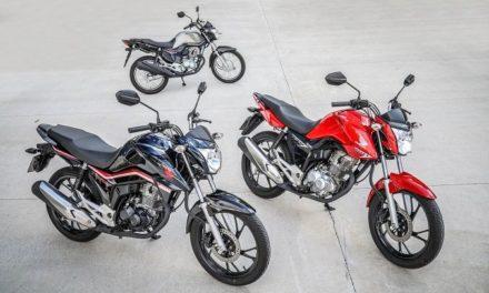Falta de produtos mantém mercado de motos em baixa
