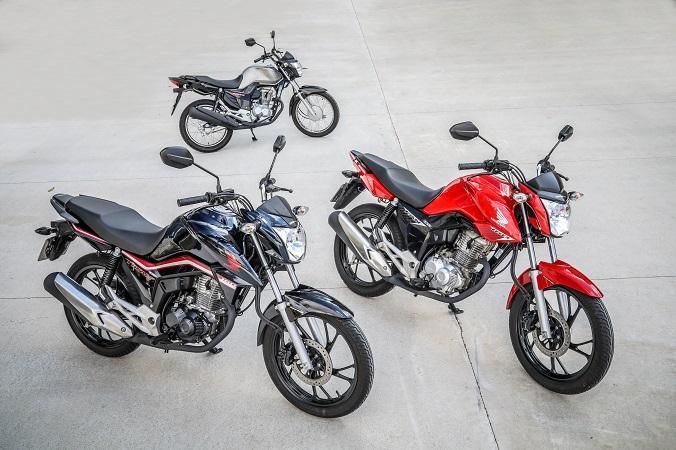 Segmento de motos reage em abril
