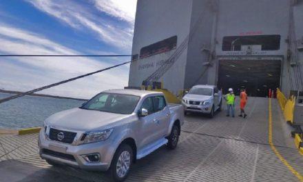 Nissan importa via Porto de Suapepara atender o Nordeste