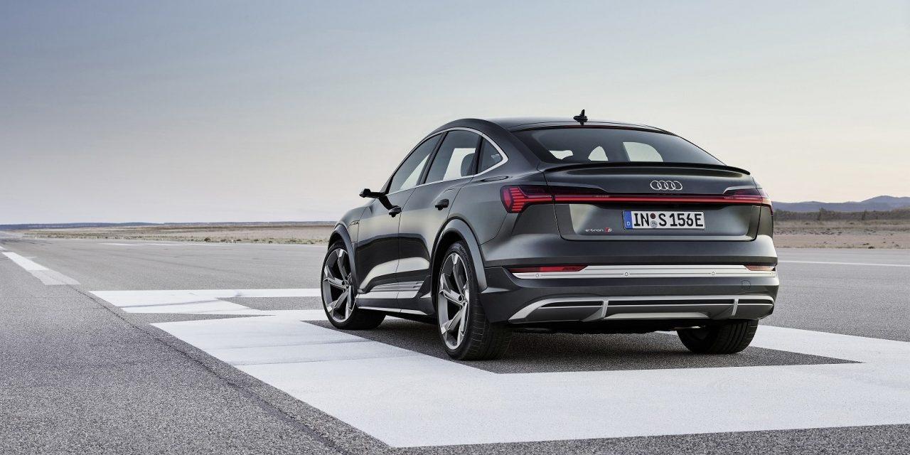 Audi inicia pré-venda do e-tron S Sportback