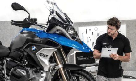 BMW lança programa de motos seminovas com garantia de fábrica