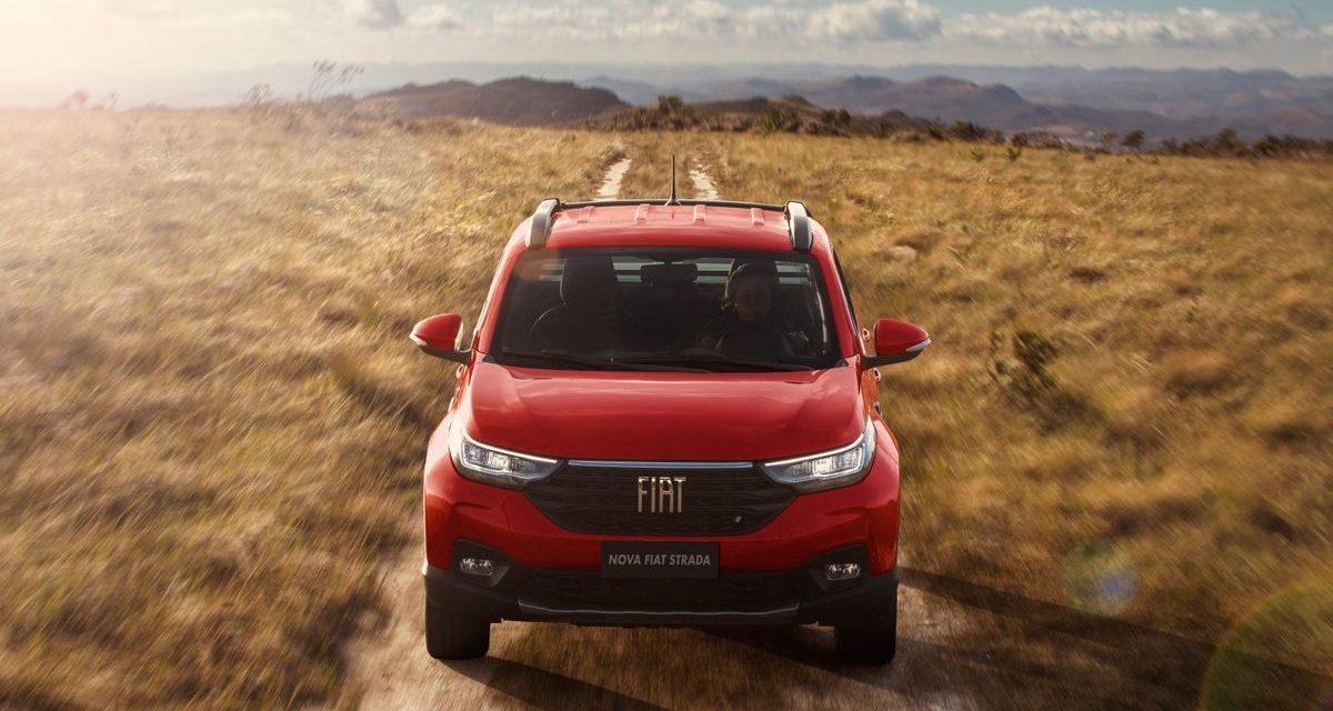 Fiat conquista liderança na América do Sul pela primeira vez