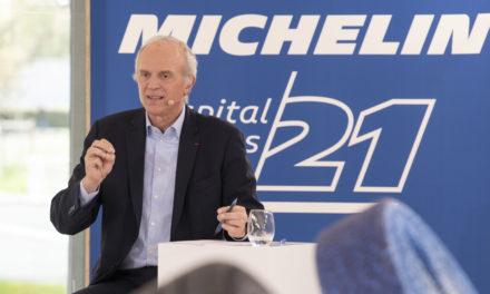 Michelin quer 30% de suas receitas globais em outras atividades