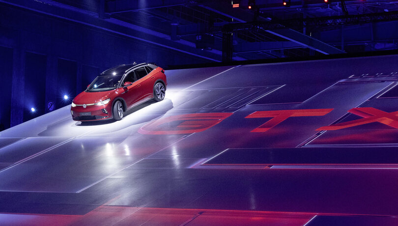 ID.4 GTX é o primeiro esportivo elétrico da Volkswagen