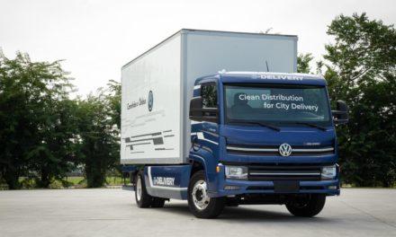 VW e-Delivery pronto para ser produzido em série