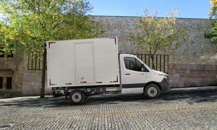 Sprinter Truck: novo nome dos chassis urbanos da Mercedes-Benz Vans.