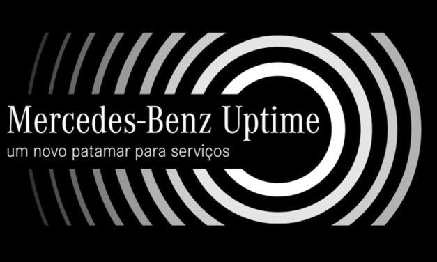 Mercedes-Benz Uptime estreita conexão entre veículo, concessionárias e fábrica