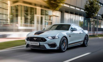 Mustang Mach 1 chega ao Brasil por R$ 499 mil