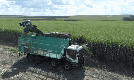 Ouro Verde aluga caminhões semiautônomos para a Raízen