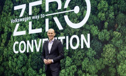 VW define novas metas rumo à emissão zero