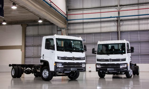 VWCO quadriplica vendas de caminhões no Uruguai